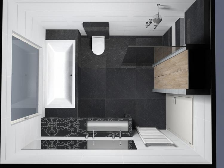 Ideeen Voor Kleine Badkamers QG83 | Belbin.Info