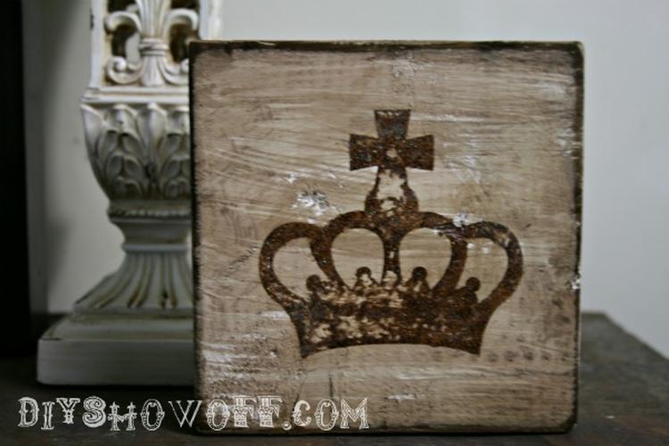 Leuke houten decoratie blok foto geplaatst door gieske godenot op