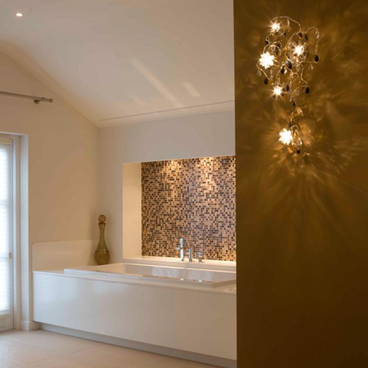 Mooie nis badkamer. Foto geplaatst door styling op Welke.nl