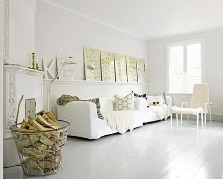 Witte Zomerse Woonkamer : Witte zomerse woonkamer witte woonkamers zijn altijd erg populair