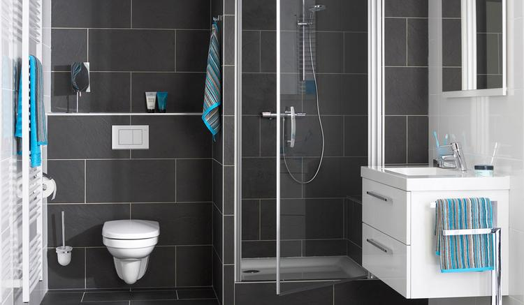 Kleine badkamer idee - Foto kleine badkamer ...