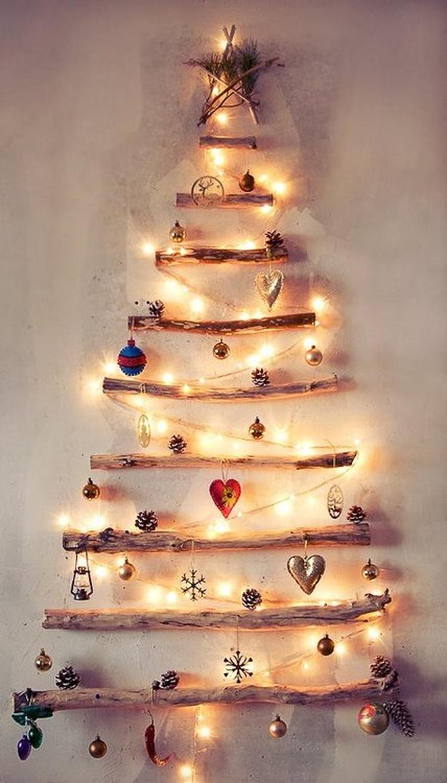 DIY Kerstboom.. voor de woonkamer of de tuin!. Foto geplaatst door ...