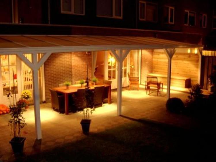 Veranda terras sfeer. Foto geplaatst door mini67 op Welke.nl