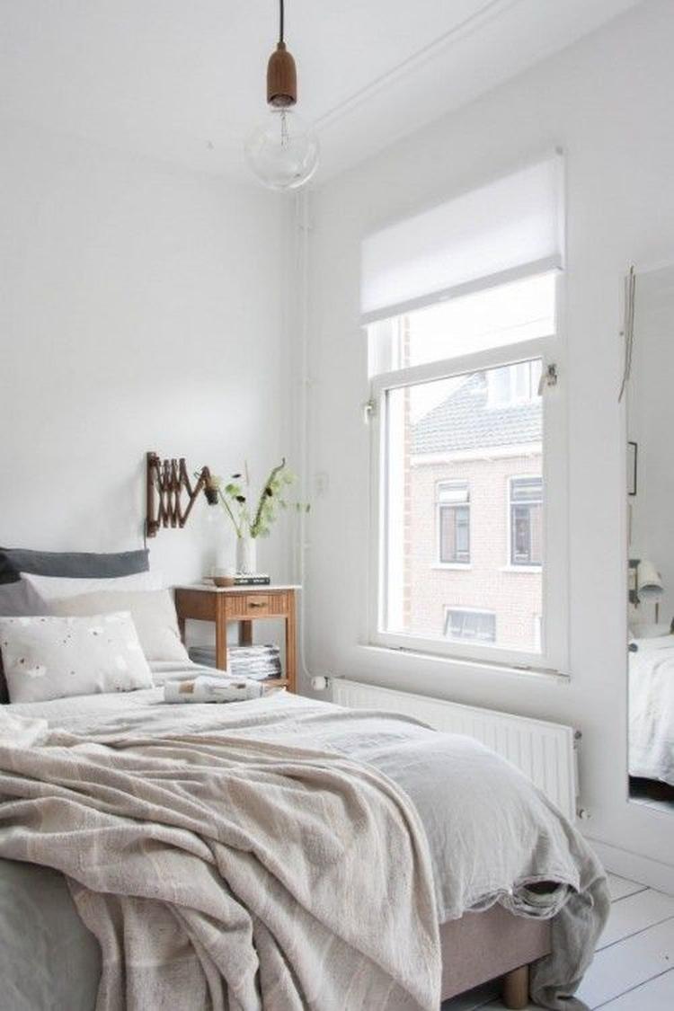 Slaapkamer in Scandinavische stijl.. Foto geplaatst door ...