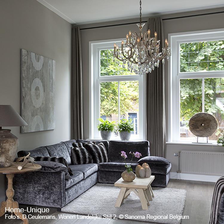 Sfeervolle woonkamer. Foto geplaatst door avries op Welke.nl