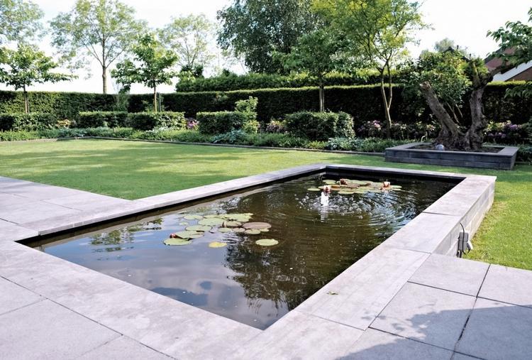 Modern strak tuin idee foto geplaatst door silvercube op welke