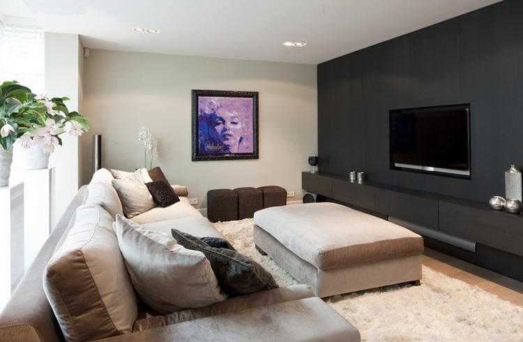tv meubel woonkamer. Foto geplaatst door sandraatje op Welke.nl