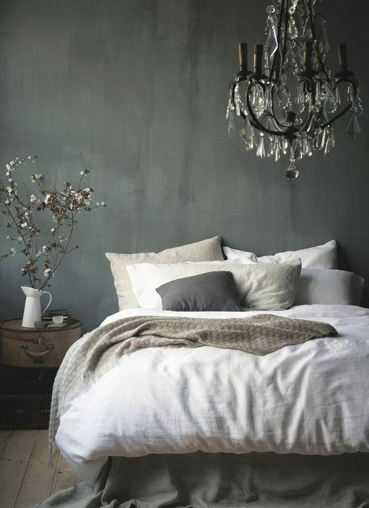 slaapkamer in rustige kleuren. foto geplaatst door paulenastrid op, Meubels Ideeën