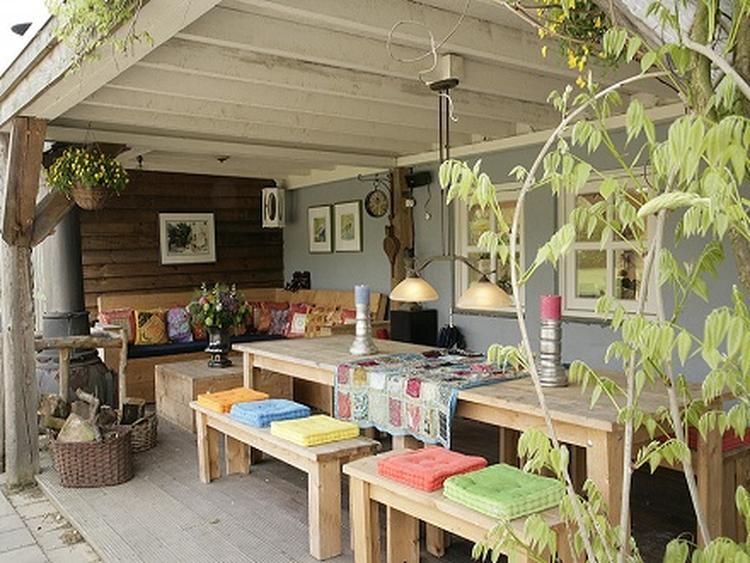 Voorkeur inrichting veranda viva forum. Foto geplaatst door Babskie op Welke.nl #OQ85
