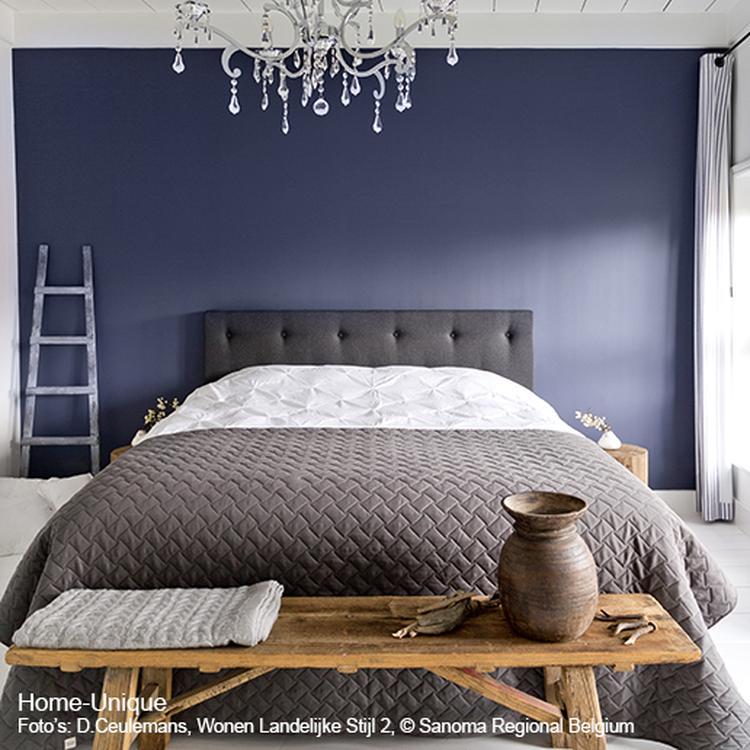 Mooi slaapkamer interieur. Foto geplaatst door Gisela40 op Welke.nl