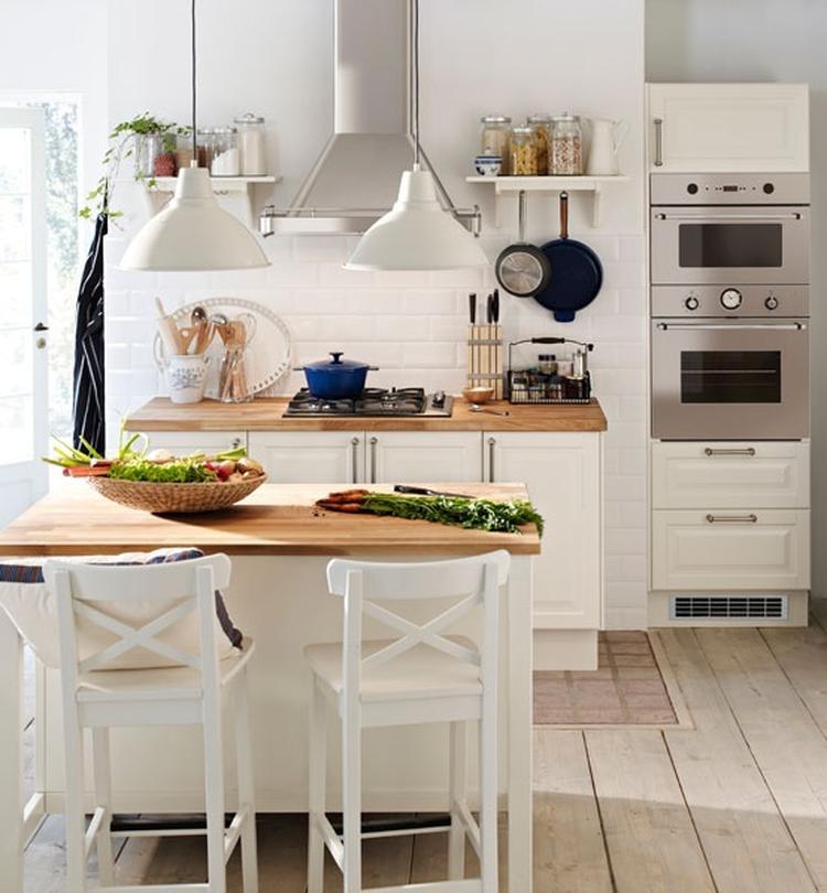 Mooie Ikea Faktum Keuken Met Lidingo Deuren Deze Afzuigkap Willen