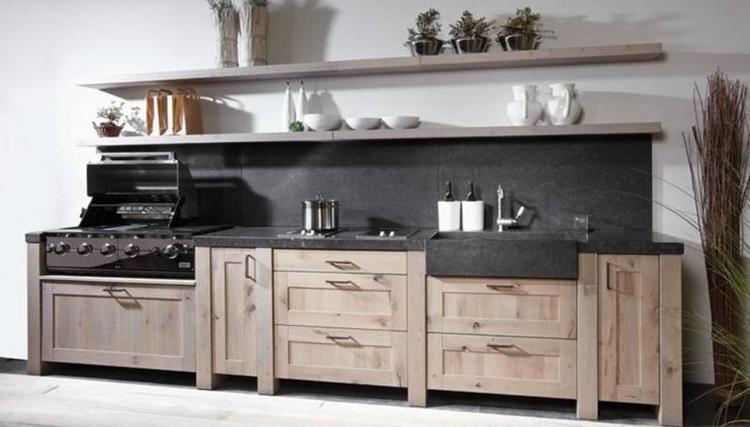 Mooie landelijke keuken!. foto geplaatst door mirandamennings op ...