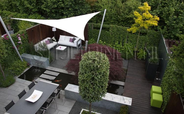 Schutting Verfraaien Tuin In Rhoon Moderne Tuin Door Tim Kok With