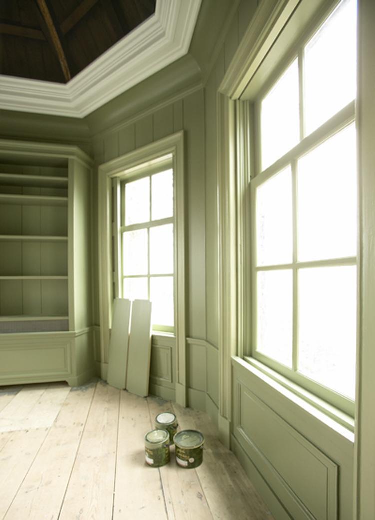Kleur inspiratie. Mooi voor in de woonkamer.... Foto geplaatst door ...
