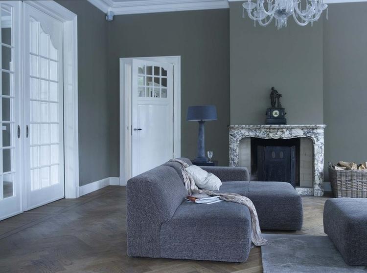 7f80f023f1f Mooie kleuren combinatie: grijs en groen. . Foto geplaatst door ...