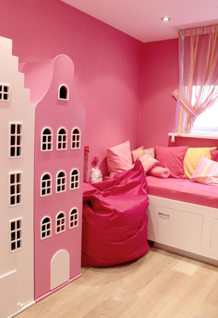 Roze Slaapkamer Accessoires.Er Komt Een Tijd Dat Je Dochter Een Roze Slaapkamer Wil