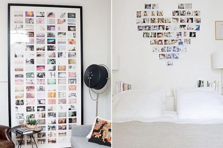 populair fotocollage wand idee n pk 37 blessingbox. Black Bedroom Furniture Sets. Home Design Ideas