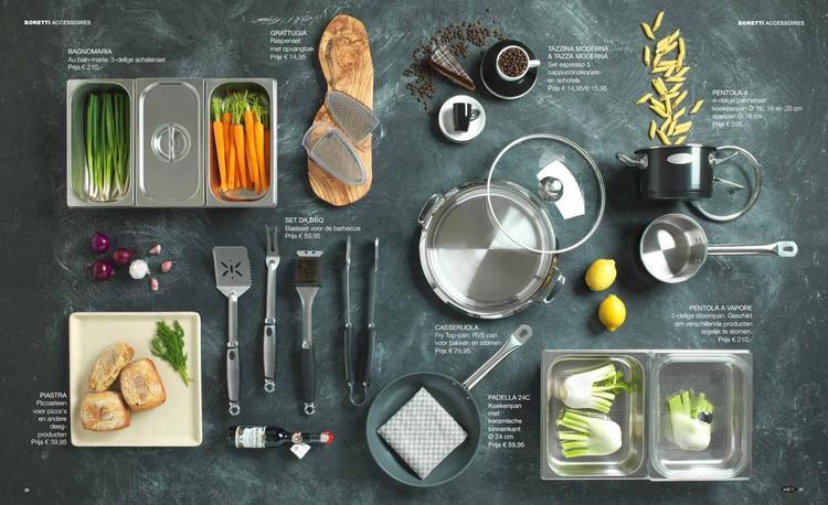 Onmisbare boretti keuken accessoires foto geplaatst door boretti