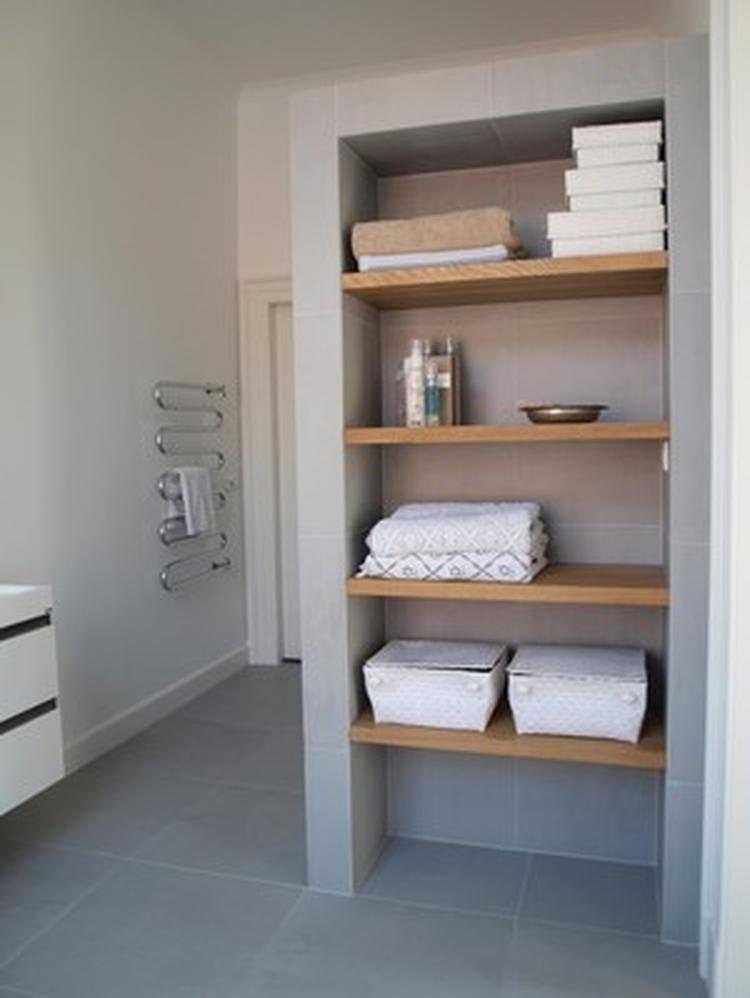 houten planken in badkamer. Foto geplaatst door samantha ...