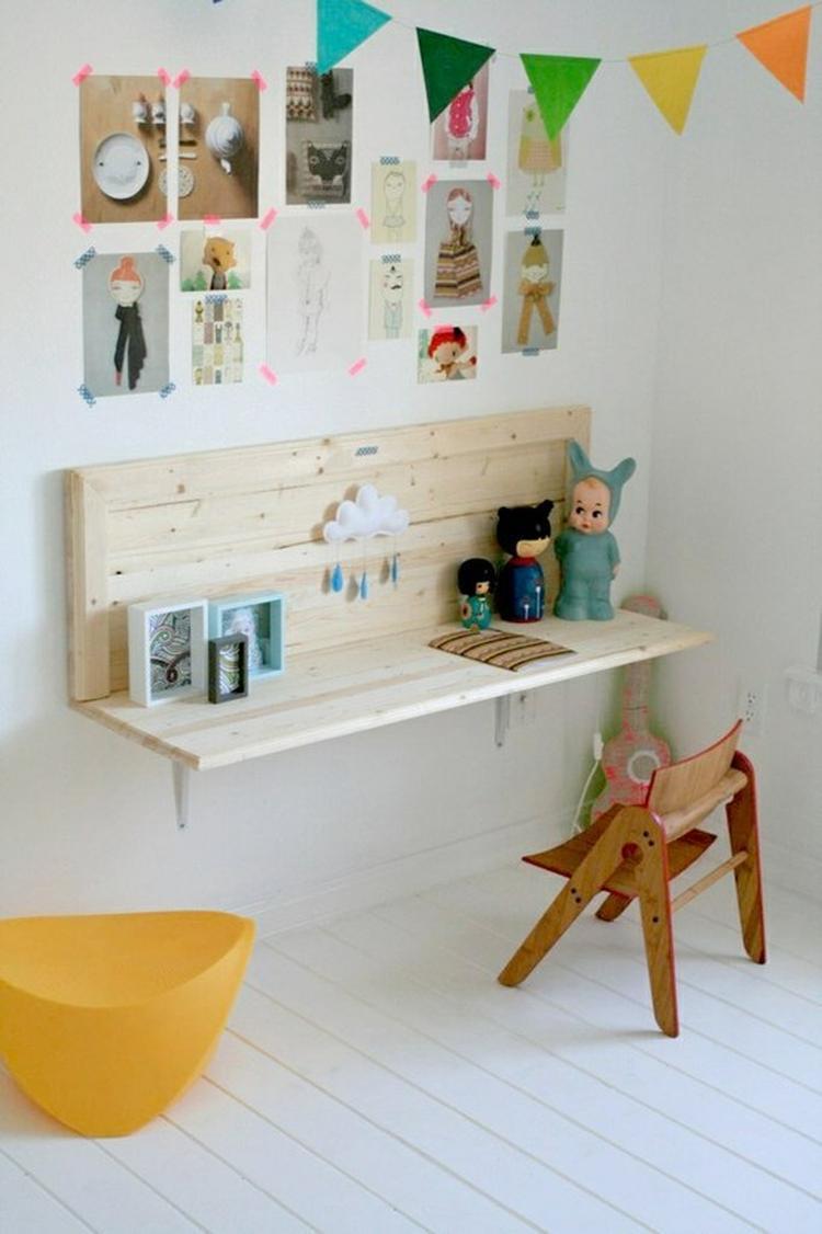 Top goede oplossing voor een bureau in een kleine kamer.. Foto  GJ91