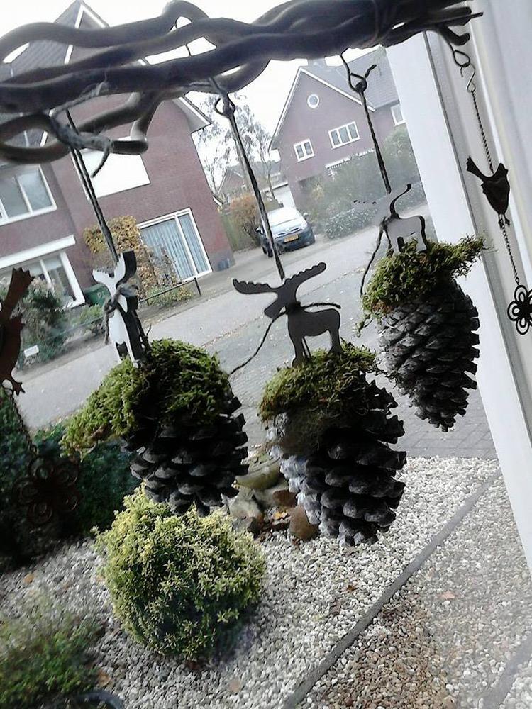 leuk voor de kerst. foto geplaatst door greet-dalstra op welke.nl