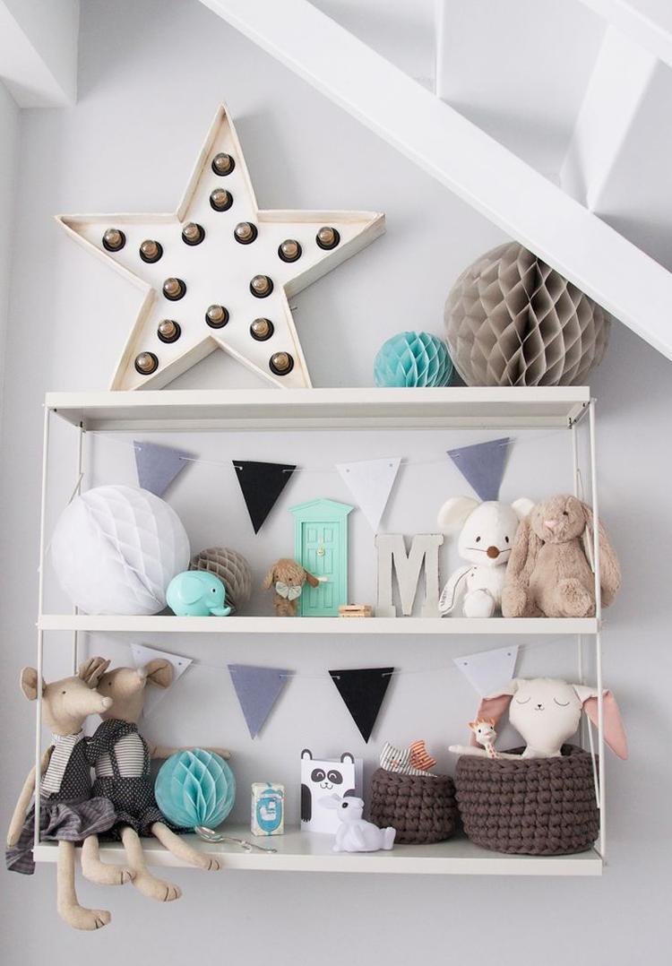 Kleur & Interieur | Inspiratie voor de babykamer en kinderkamer ...