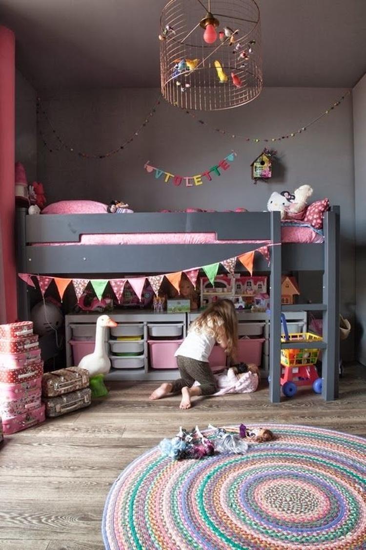 slaapkamer voor stoere meiden. foto geplaatst door eefstyling op, Deco ideeën