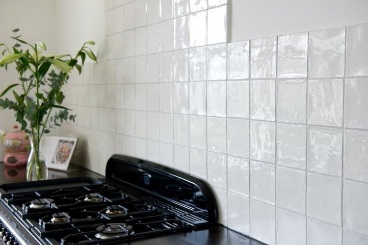Leuke Keuken Wandtegels : Spaanse witjes friese witjes wandtegels voor in de keuken wat