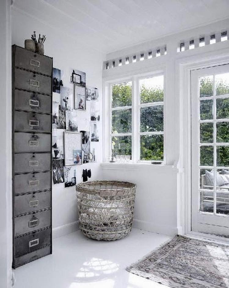 industrià le inrichting scandinavisch naturel wit grijs zwart