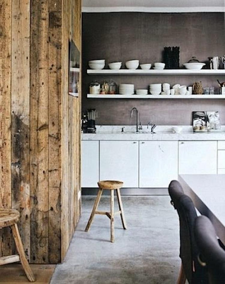 industrieel interieur inspiratie industrieel industriele inrichting industrile keuken sloophout steigerhout with inrichting woonkamer steigerhout