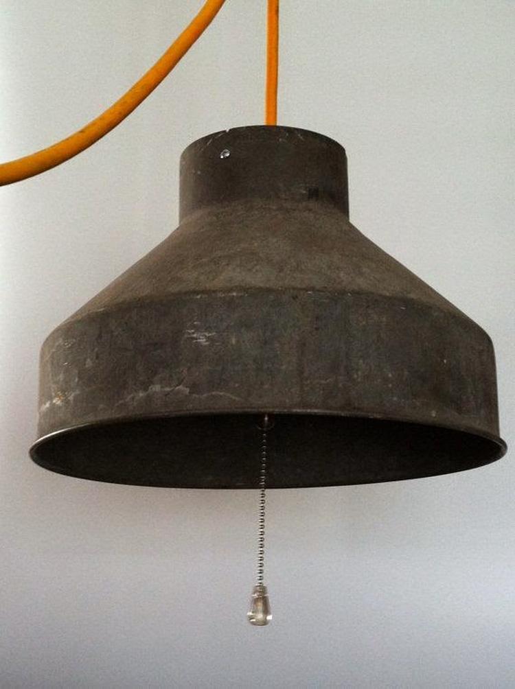 Industriele verlichting lamp - inspiratie industrieel - industriële ...