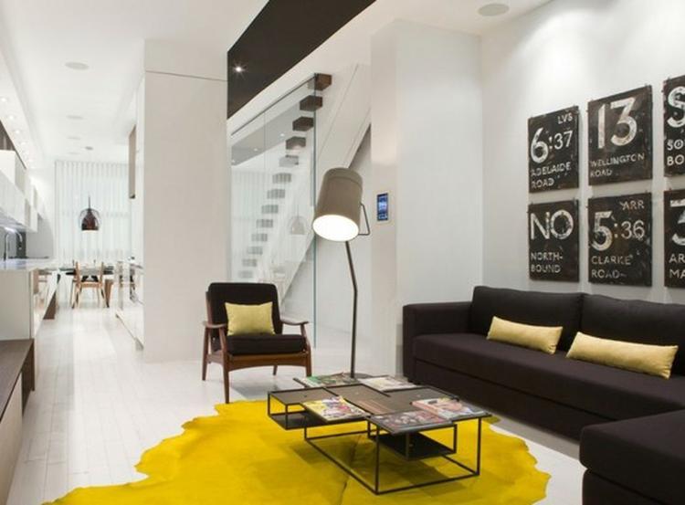 Welke kleuren passen bij elkaar woonkamer best natuurlijk Woonkamer industrieel