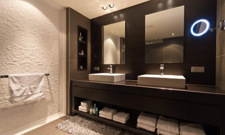 Awesome Badkamer Bruin Ideas - New Home Design 2018 - ummoa.us