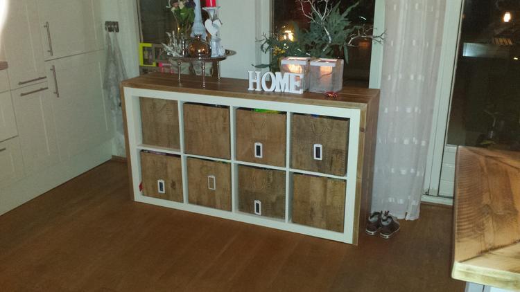 Witte Kast Ikea : Van bruine ikea expedit kast naar gepimpte witte kast mooi te