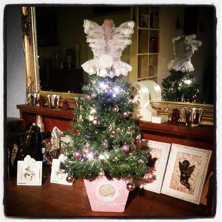 Super Paspop kerstboom te leuk om te maken. Ze zijn er al in het groot NO-79