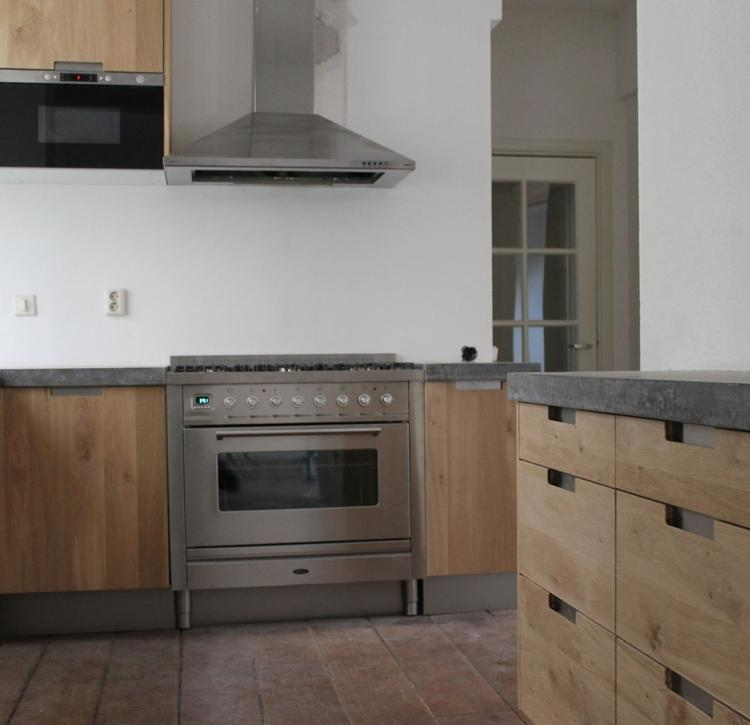 Collectie: keukens gemaakt door koak design met ikea kasten ...