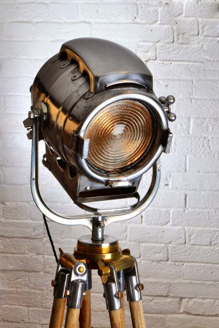 Industrieel Interieur Industriele Vloerlampen Industriele Lampen