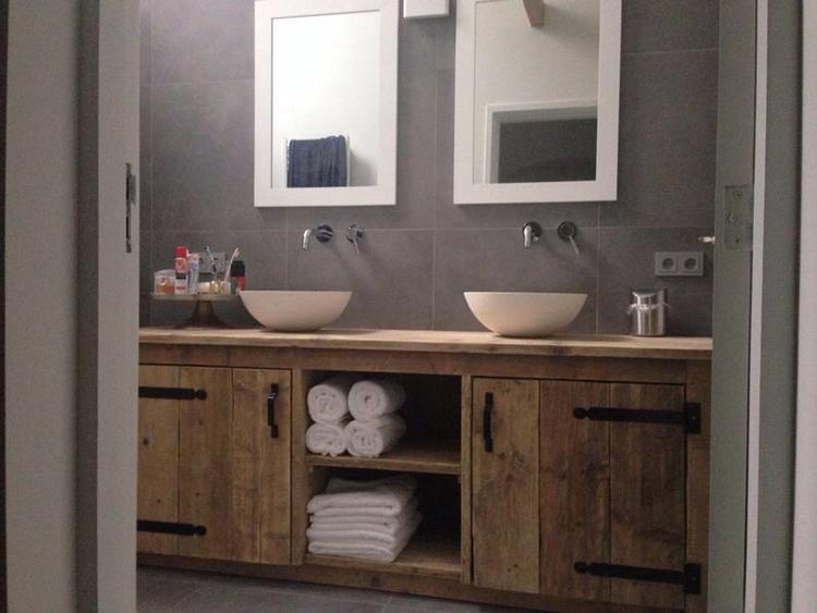 Badkamer Modern Landelijk : Badkamer ideeen landelijk trendy with badkamer ideeen landelijk