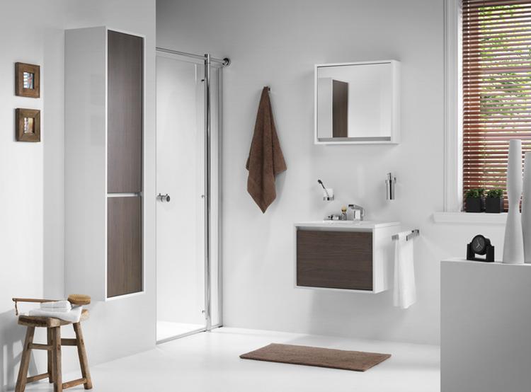 Gietvloer wanden badkamer