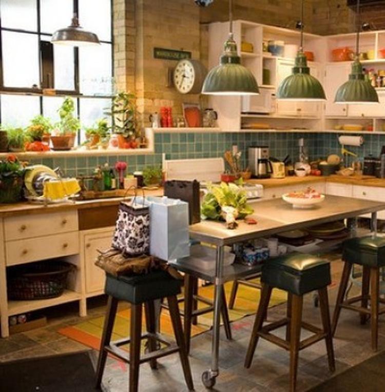 Vensterbank decoratie keuken - Gezellige keuken ...