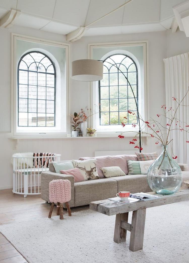 Mooi raampartij in de woonkamer.. Foto geplaatst door Stylin op Welke.nl