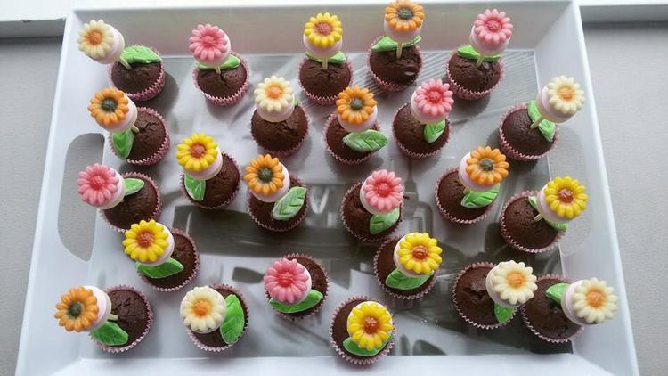 Iets Nieuws Mini cupcake traktatie. Foto geplaatst door roshani.dewit op Welke.nl @EN72