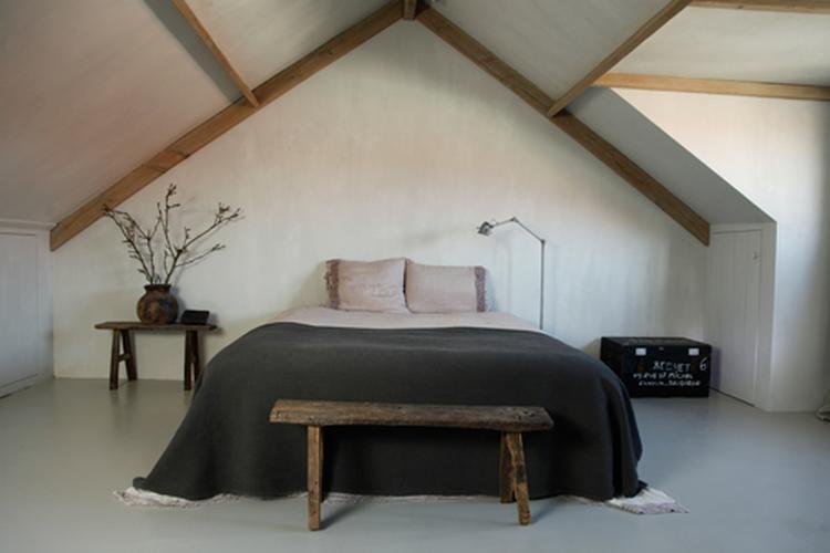 Op zolder slapen. Foto geplaatst door lostNfound op Welke.nl
