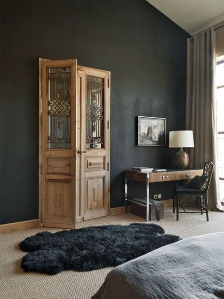stoere slaapkamer. Foto geplaatst door Liesje-e op Welke.nl