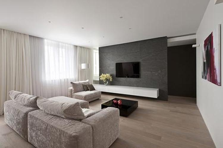 Strakke woonkamer. Foto geplaatst door RobVijs op Welke.nl