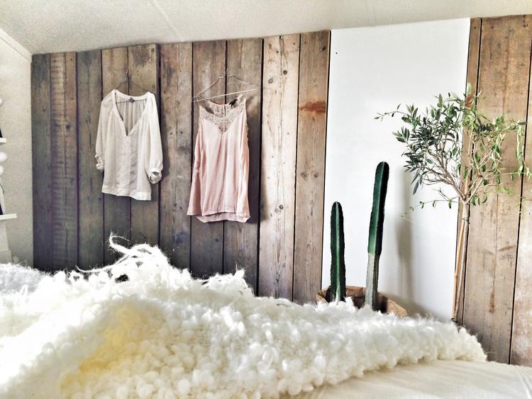Slaapkamer Met Steigerhout : Steigerhout bakel gehele slaapkamer