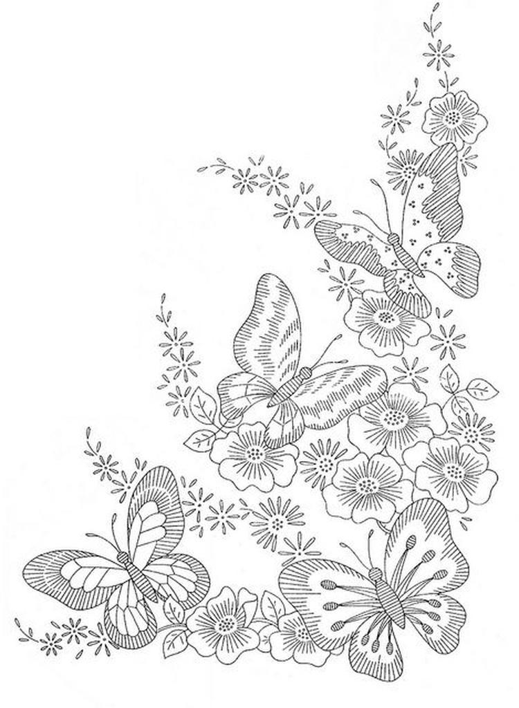Kleurplaten Kleine Vlinders.Mooie Kleurplaat Met Vlinders Foto Geplaatst Door Xtamaraxx Op Welke Nl