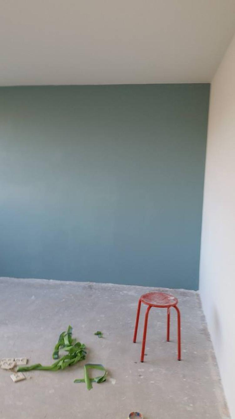 Mooi Op De Muur.Mooie Kleur Muur Voor Een Slaapkamer Foto Geplaatst Door