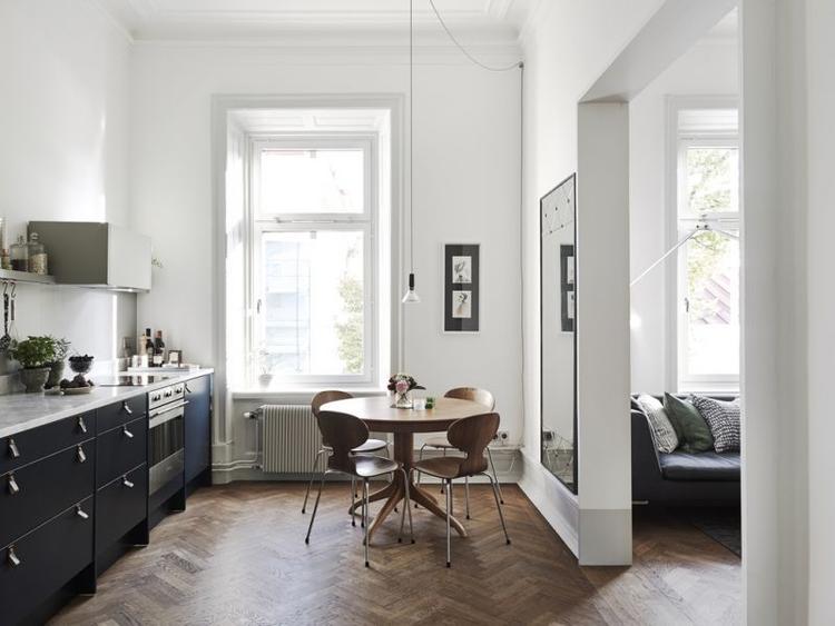Binnenkijken Wonen Groen : Binnenkijken wonen op m in gÖteborg woon interieur