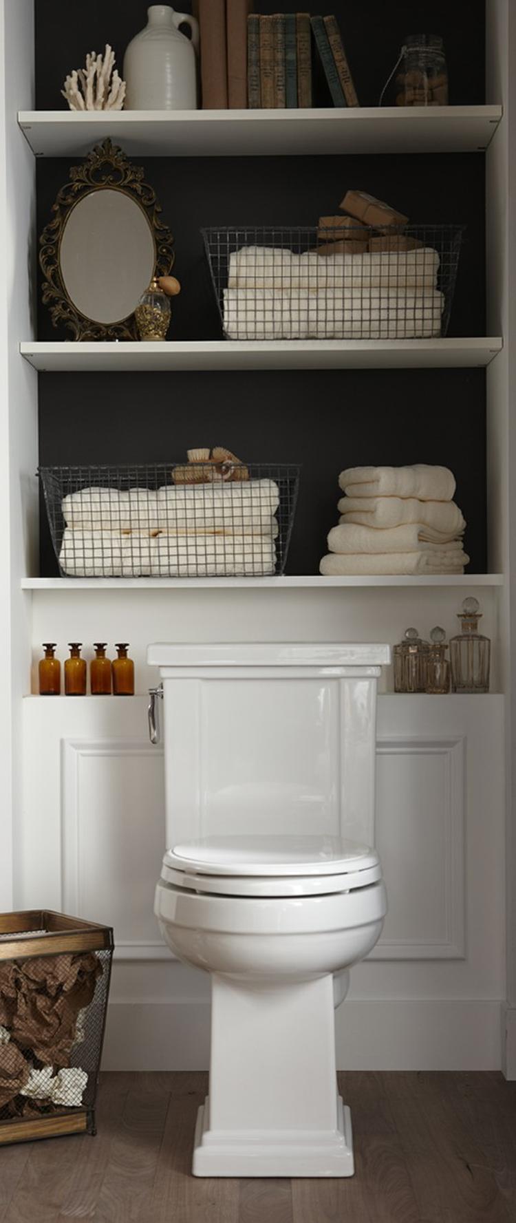 Gezellige inrichting van wc/badkamer. Foto geplaatst door liesz op ...